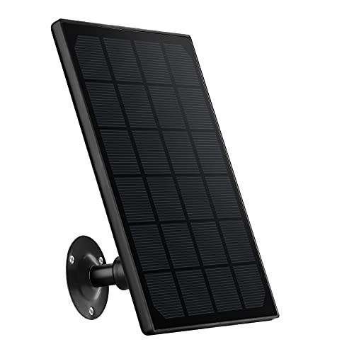 Zeetopin Solarpanel für Wireless Outdoor...
