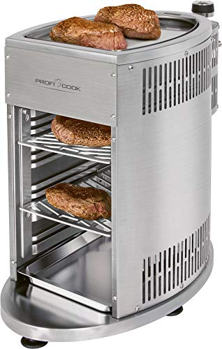 ProfiCook PC-GBS 1178 Beef Grill, 800°...