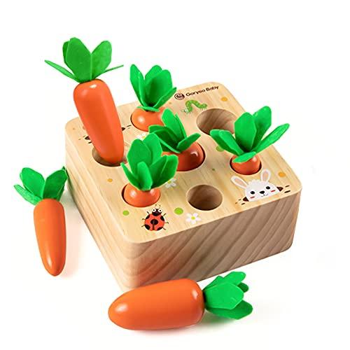 Holzspielzeug ab 1 Jahr   Baby Motorik Spielzeug...