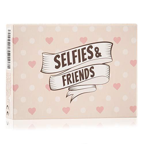 Selfies&Friends - Das Selfiespiel mit kreativen...