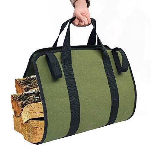sxyp GroßE Tote Bag Carrier Indoor Kamin...