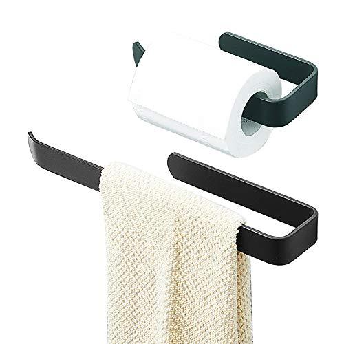2 Stück Bad Handtuchhalter, Handtuchhalter...