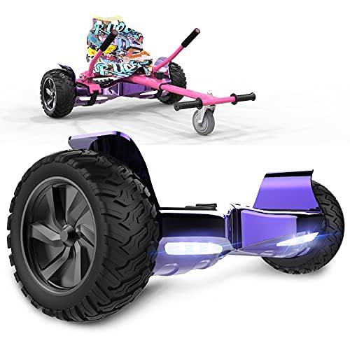 GeekMe Self Balance Scooter 8,5 '' All-Terrain mit...