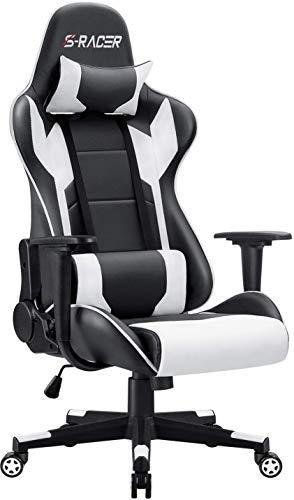Homall Gaming Stuhl Racing Computerstuhl...