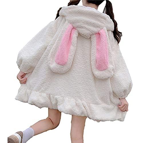 Generic Frauen Süße Warme Jacke Lolita Kleid...