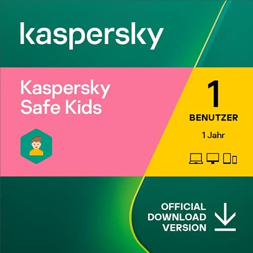 Kaspersky Safe Kids | 1 Gerät | 1 Jahr |...