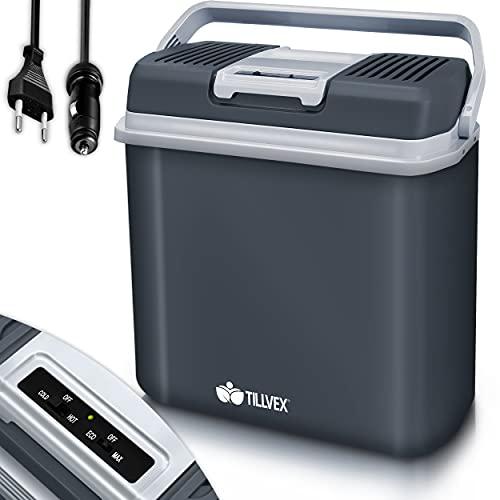 tillvex Kühlbox elektrisch 24L  ...