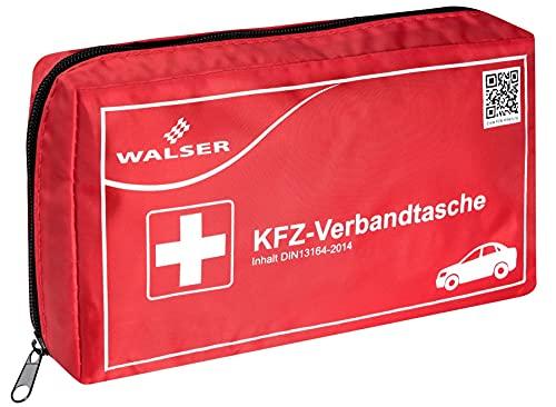 WALSER 44264 KFZ Verbandskasten rot nach DIN...