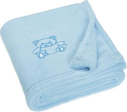 Playshoes Baby und Kinder Fleece-Decke, vielseitig...