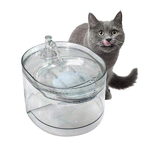 DBSCD Tierbedarf, Katzenwasserspender, Tierfutter...