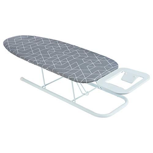 ONVAYA Tischbügelbrett | Mini Bügelbrett |...