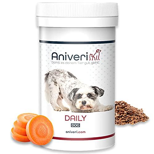 Aniveri Daily Dog für Hund/Hunde/Welpen -...