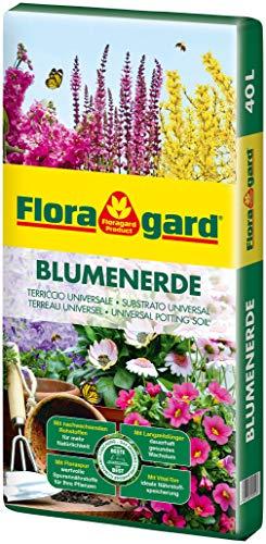 Floragard Blumenerde, 40 Liter