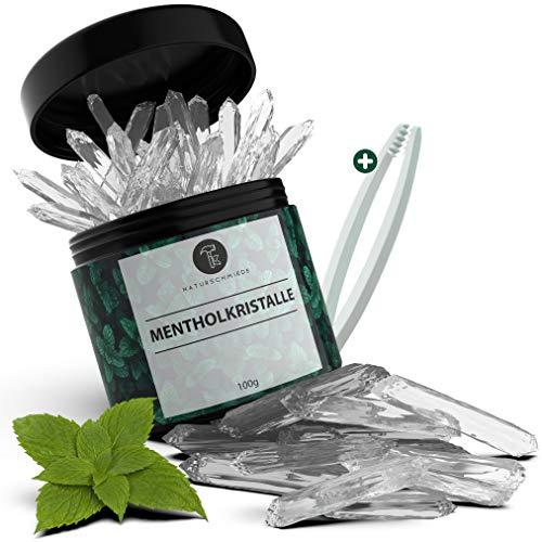 Naturschmiede® Premium Mentholkristalle für die...
