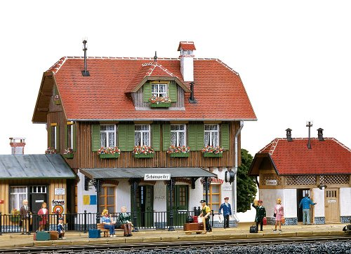 """POLA 330901 - Bahnhof """"Schönweiler"""""""
