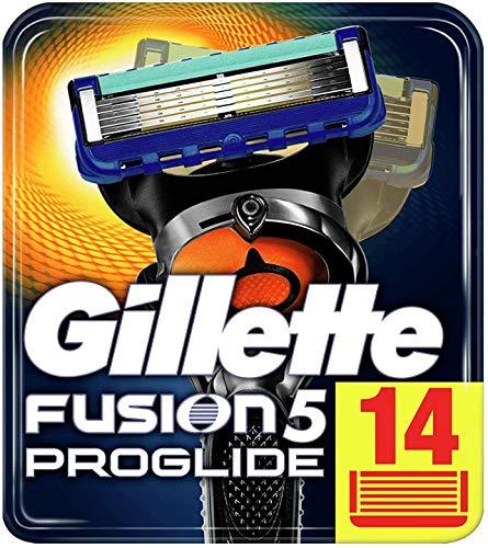 Gillette Fusion 5 ProGlide Rasierklingen Für...