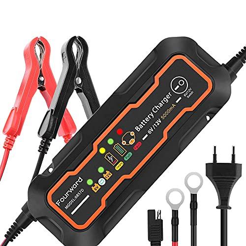 Fourward Batterieladegerät Mit Automatischer...