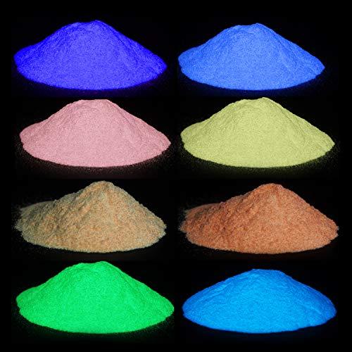 Wtrcsv Fluoreszierender Leuchtpuvler, Epoxidharz...