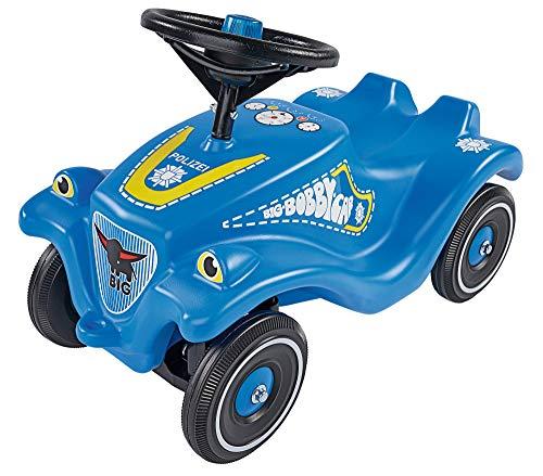 BIG-Bobby-Car Classic Police - Kinderfahrzeug mit...