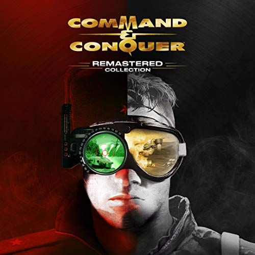 Command & Conquer Remastered Collection   PC Code...