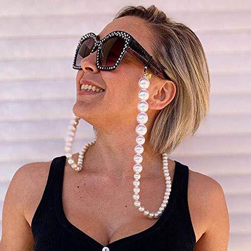 Sethexy Gold Frauen Glaskette Mode Perlen...