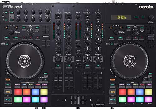 Roland DJ-707M DJ-Hybrid-Controller und...