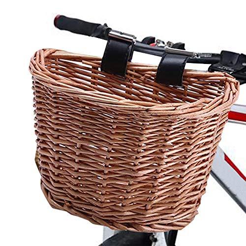 Lixada Fahrradkorb Vorne,D-Förmiger Lenker...