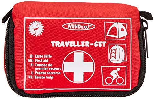 Wundmed Erste Hilfe Set 32-teilig in praktische...