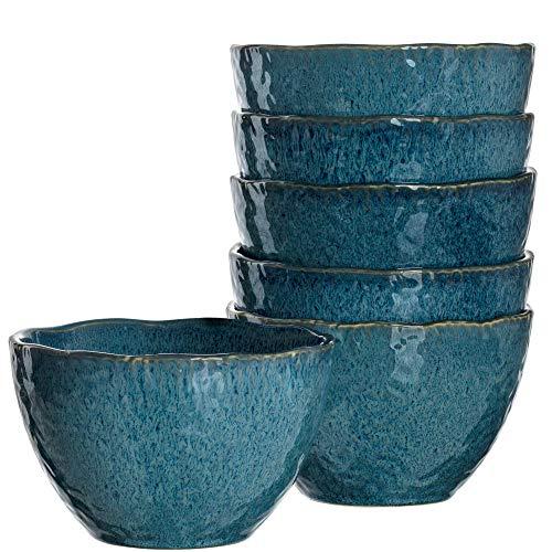 Leonardo Matera Keramik-Schalen, 6-er Set,...