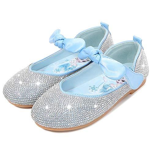 AIYIMEI Mädchen Prinzessin Schuhe Kinder Sandalen...
