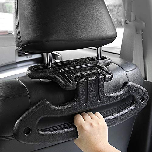 ENJOHOS Auto Autokleiderbügel für Kopfstütze...