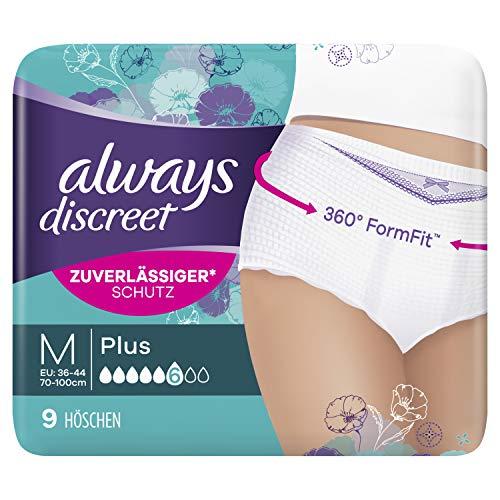 Always Discreet Inkontinenz Pants Gr. M (9...