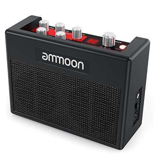 Gitarrenverstärker ammoon Mini Combo Amp Portable...