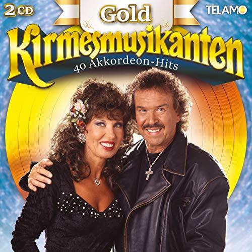 Gold-40 Akkordeon-Hits