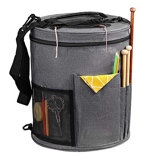 SumDirect Wolle Tasche für Garn, Tasche Stricken,...
