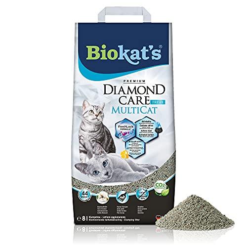 Biokat's Diamond Care MultiCat Fresh mit Duft -...