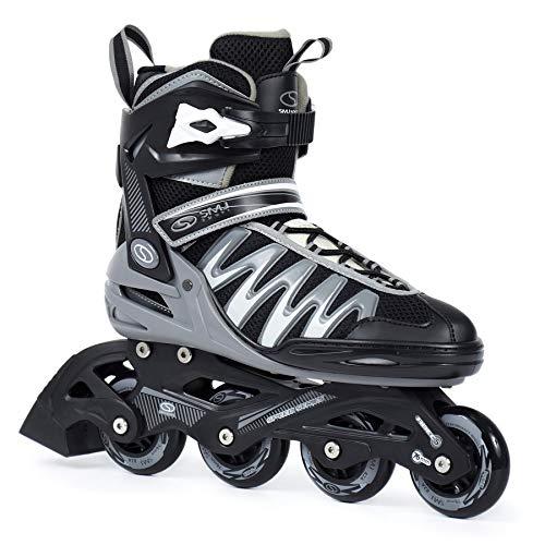 SMJ sport Herren Inliner Inlineskates Skates 82A...