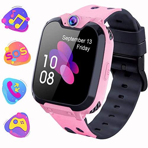 Kinder Smartwatch, Kind Uhr Telefon mit Zwei Wege...