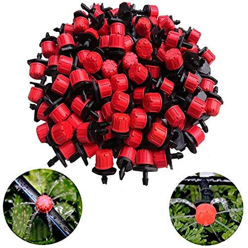 Kalolary 100 Stück Bewässerung Tropfer Sprinkler...