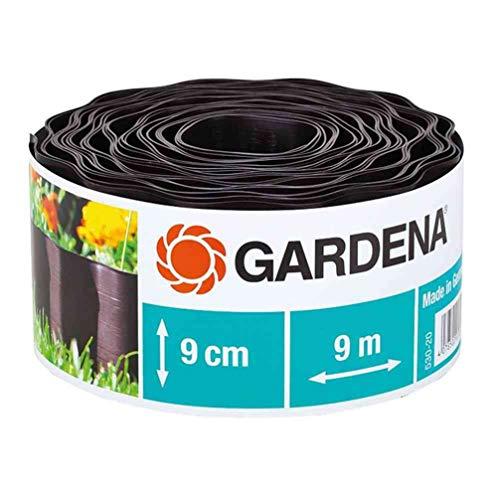 Gardena Beeteinfassung 9 cm hoch: Ideale...