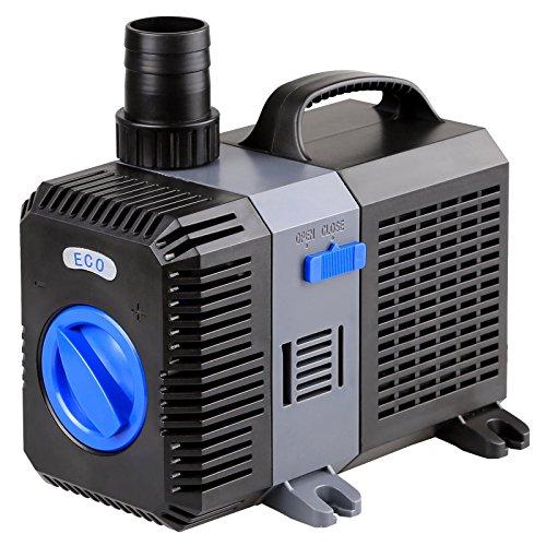 SunSun CTP-4800 SuperECO Teichpumpe Bachlaufpumpe...