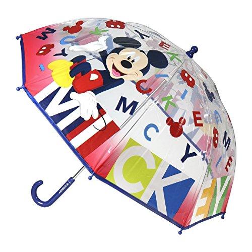 Cerdá Jungen 2400000402 Regenschirm, Mehrfarbig...
