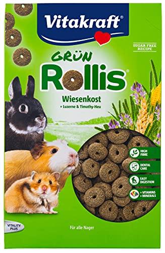 Vitakraft Nagersnack Grün-Rollis, 1x 500g