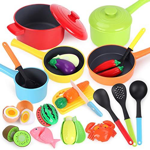 GILOBABY Küchenspielzeug für...
