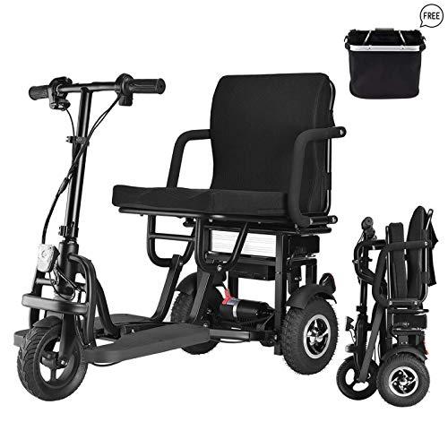 WISGING Roller Mobilität Zusammenklappbarer...
