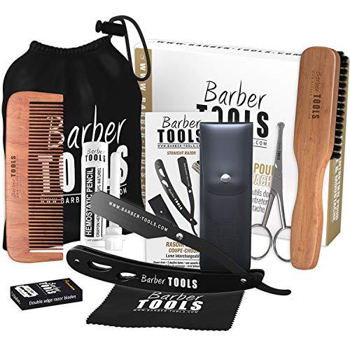 ✮ BARBER TOOLS ✮ Kit/Bartpflege...