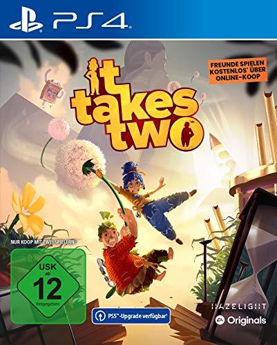 IT TAKES TWO - (inkl. kostenloser PS5 Version) -...