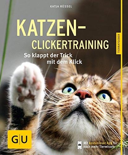 Katzen-Clickertraining: So klappt der Trick mit...