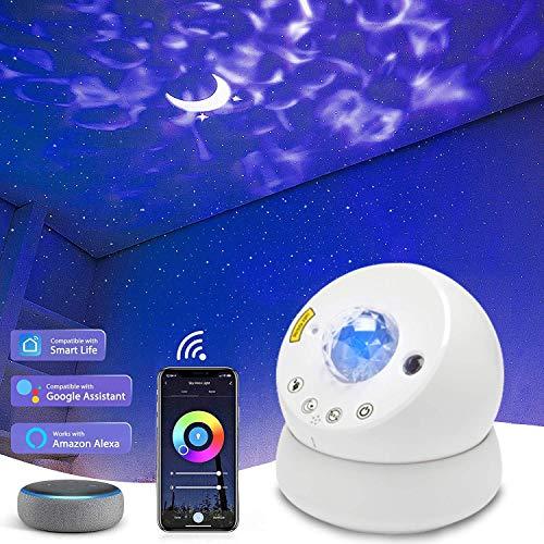 LED Sternenhimmel Projektor, Nachtlicht für...