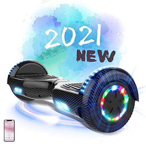 MARKBOARD Hoverboards, Self Balancing Scooter 6.5'...
